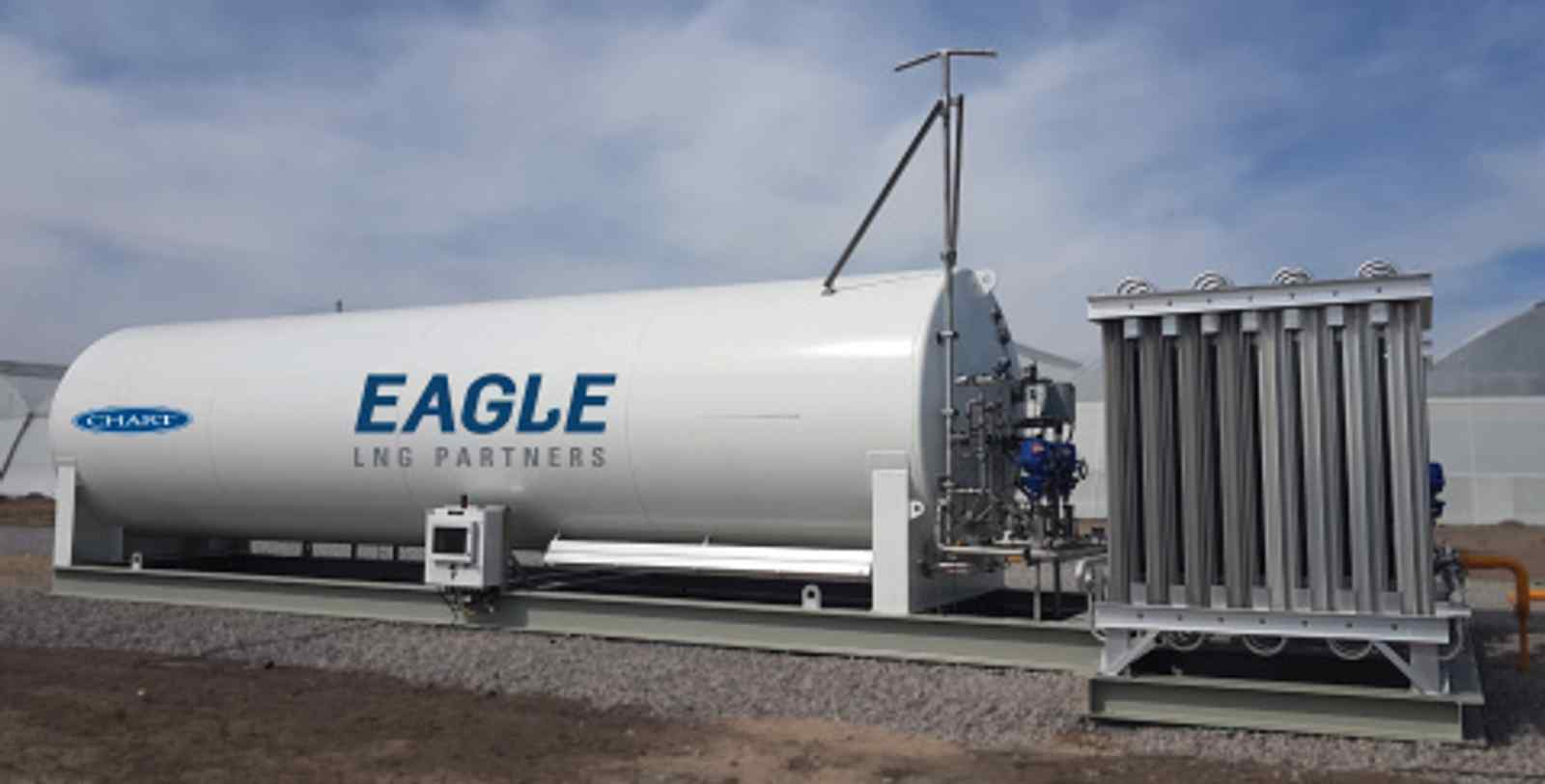 Eagle LNG Signs Long-Term Agreement to Provide Turn-Key U.S. Natural Gas Solution for Barbuda Ocean