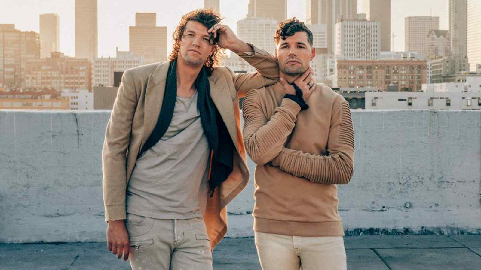 """for King & Country's """"What Are We Waiting For?"""" Tour"""