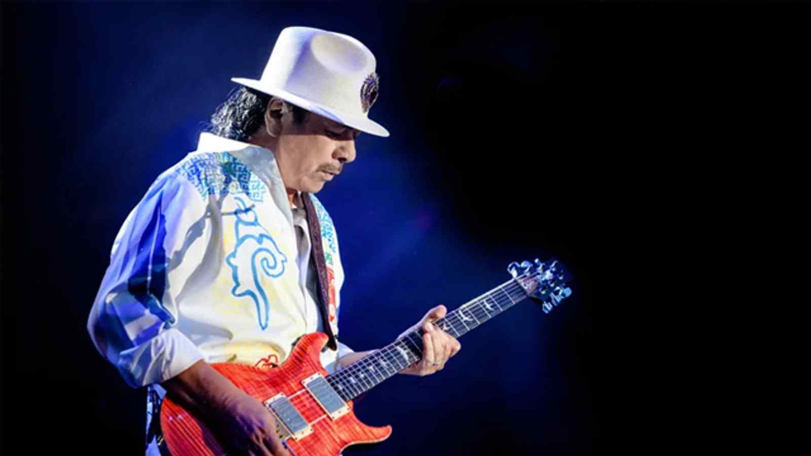 Santana: Blessings and Miracles Tour