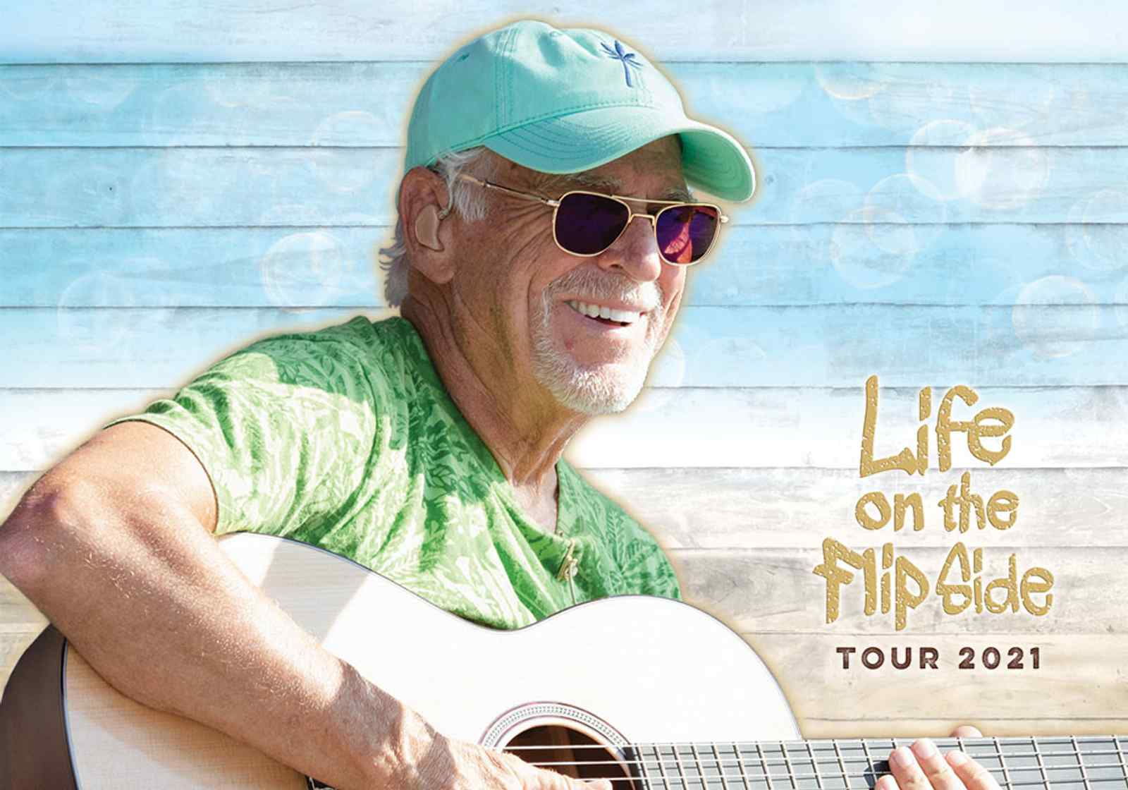 2021 Concert Update: Life On The Flip Side Tour 2021