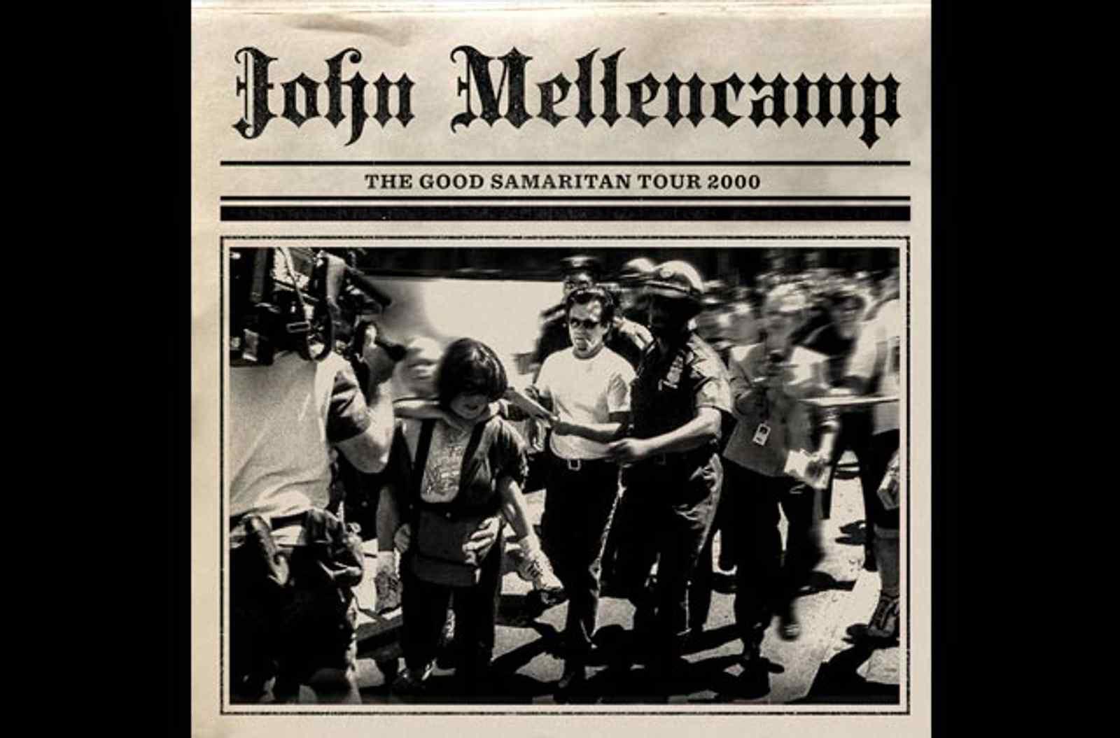 Republic Records & John Mellencamp Announce Pre-Order of The Good Samaritan Tour Live Album
