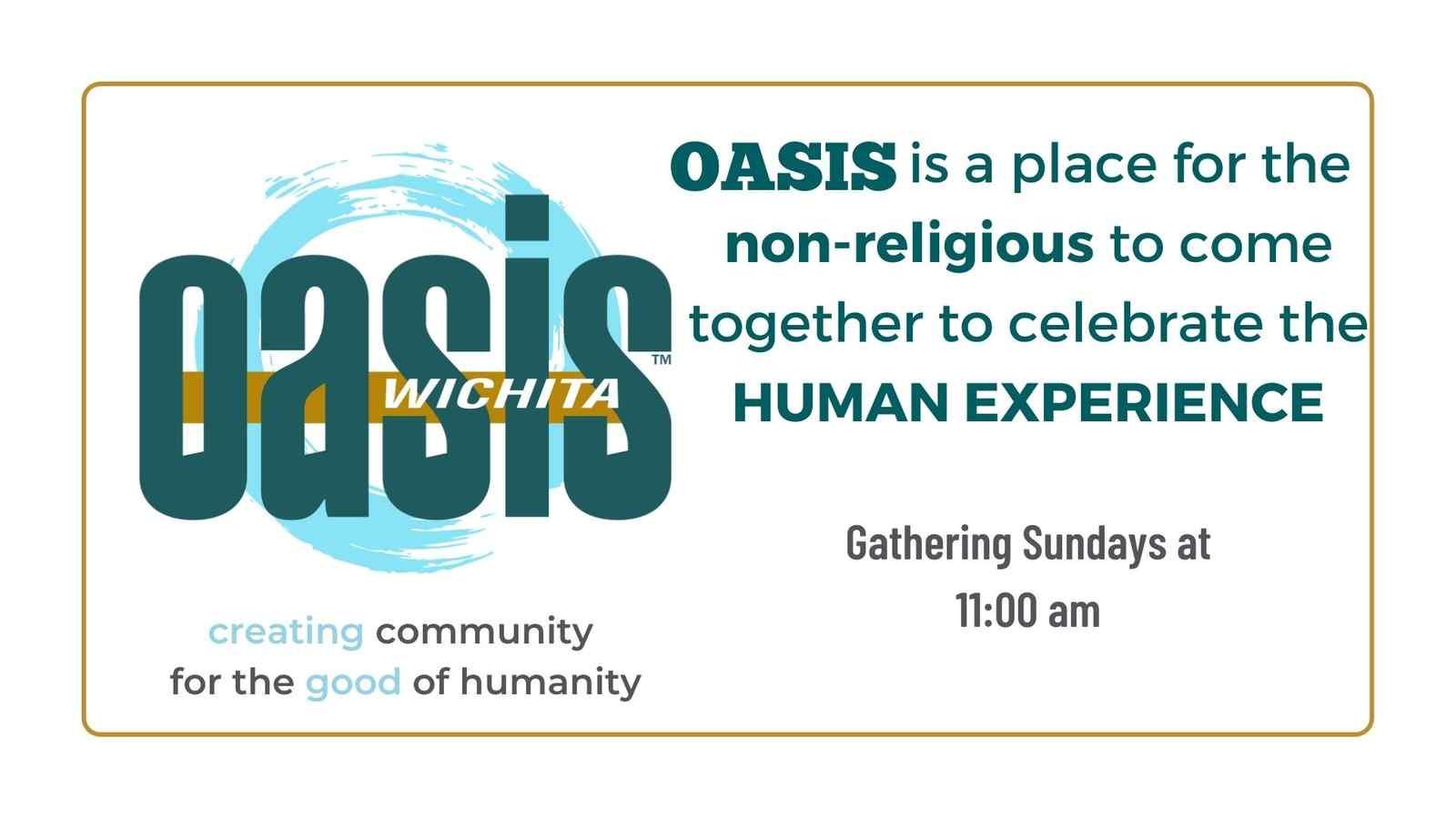 Wichita Oasis - Sunday Gathering