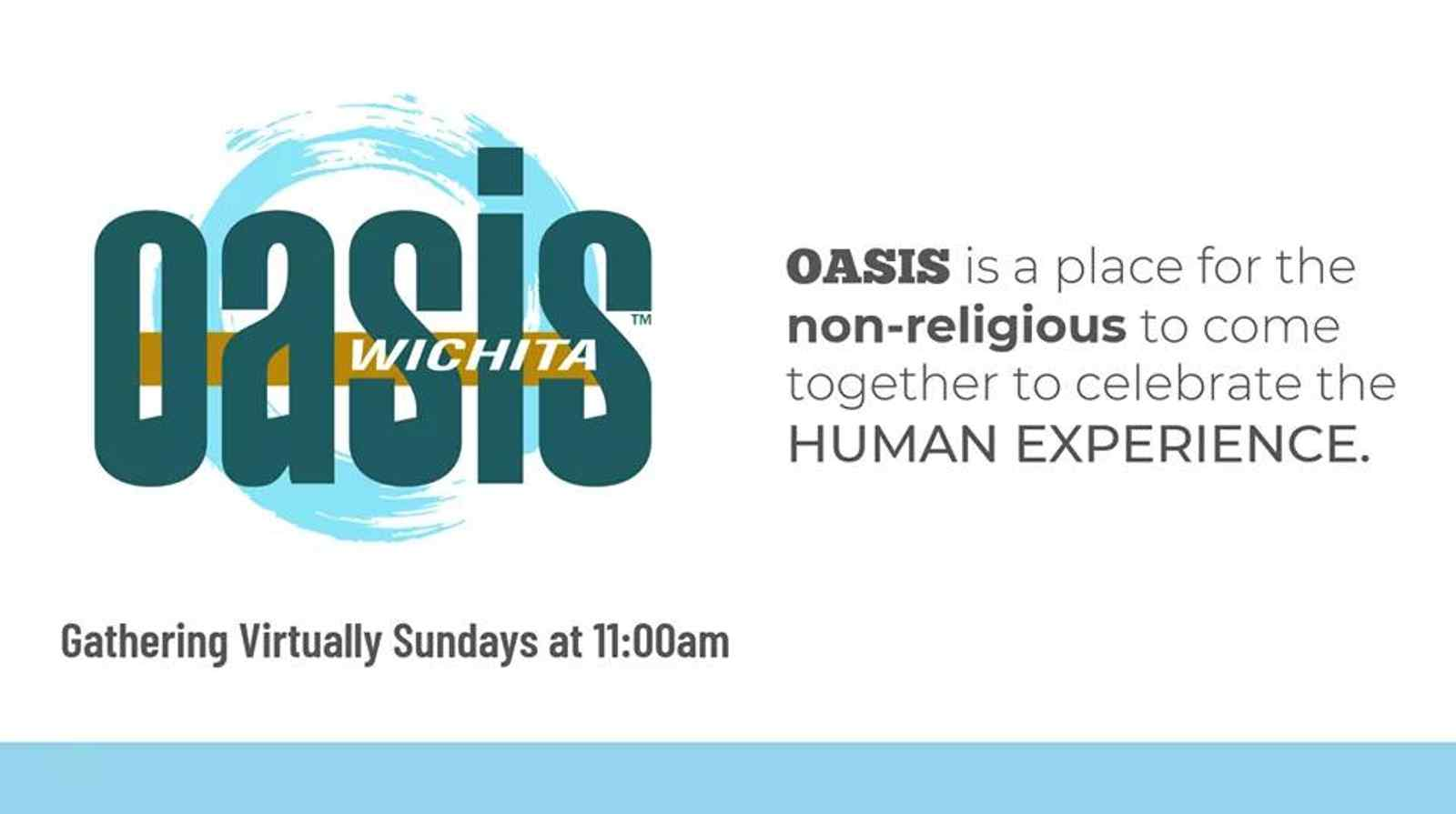 Wichita Oasis - Sunday Virtual Gathering
