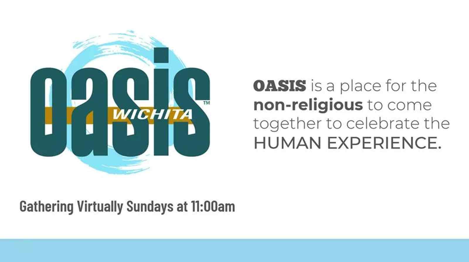 Wichita Oasis - Sunday Virtual Gathering