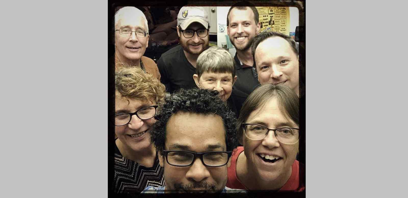 Reflecting on Community Groups