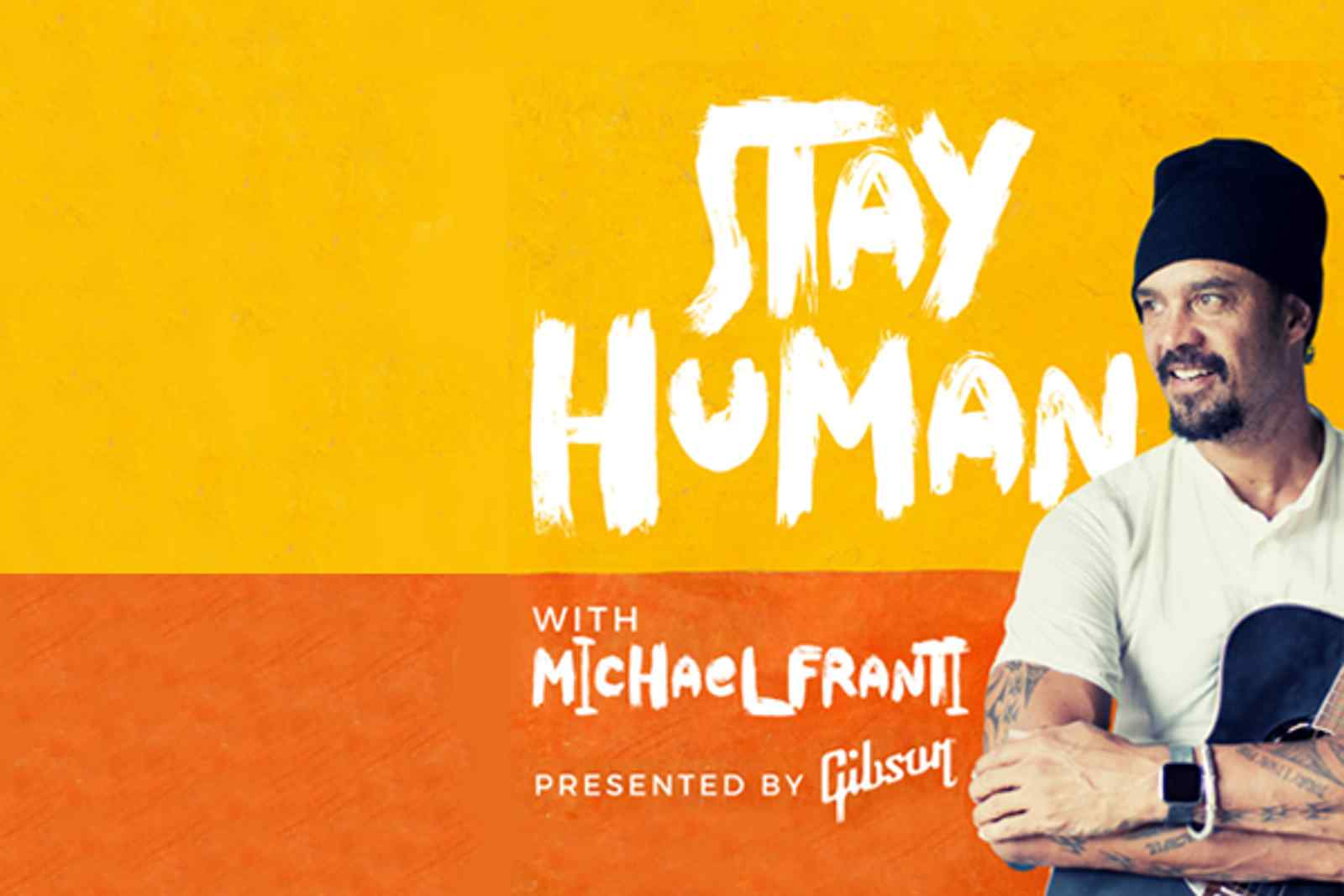 Check Out The Stay Human Podcast!
