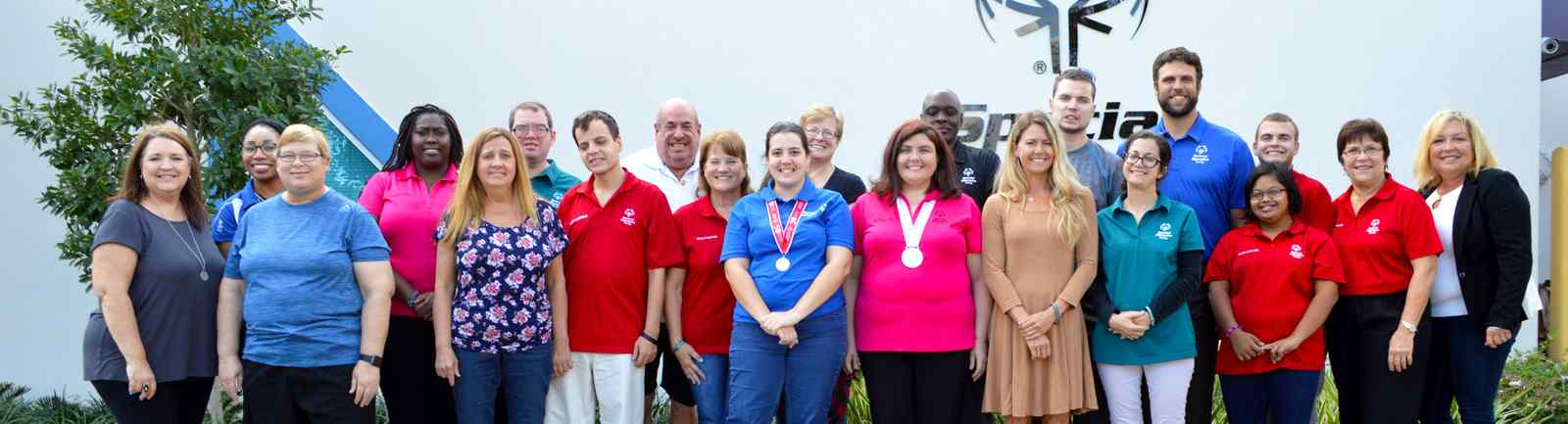 Become a Mentor | Special Olympics Florida