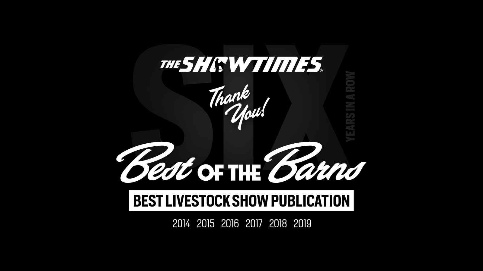 BEST LIVESTOCK PUBLICATION!