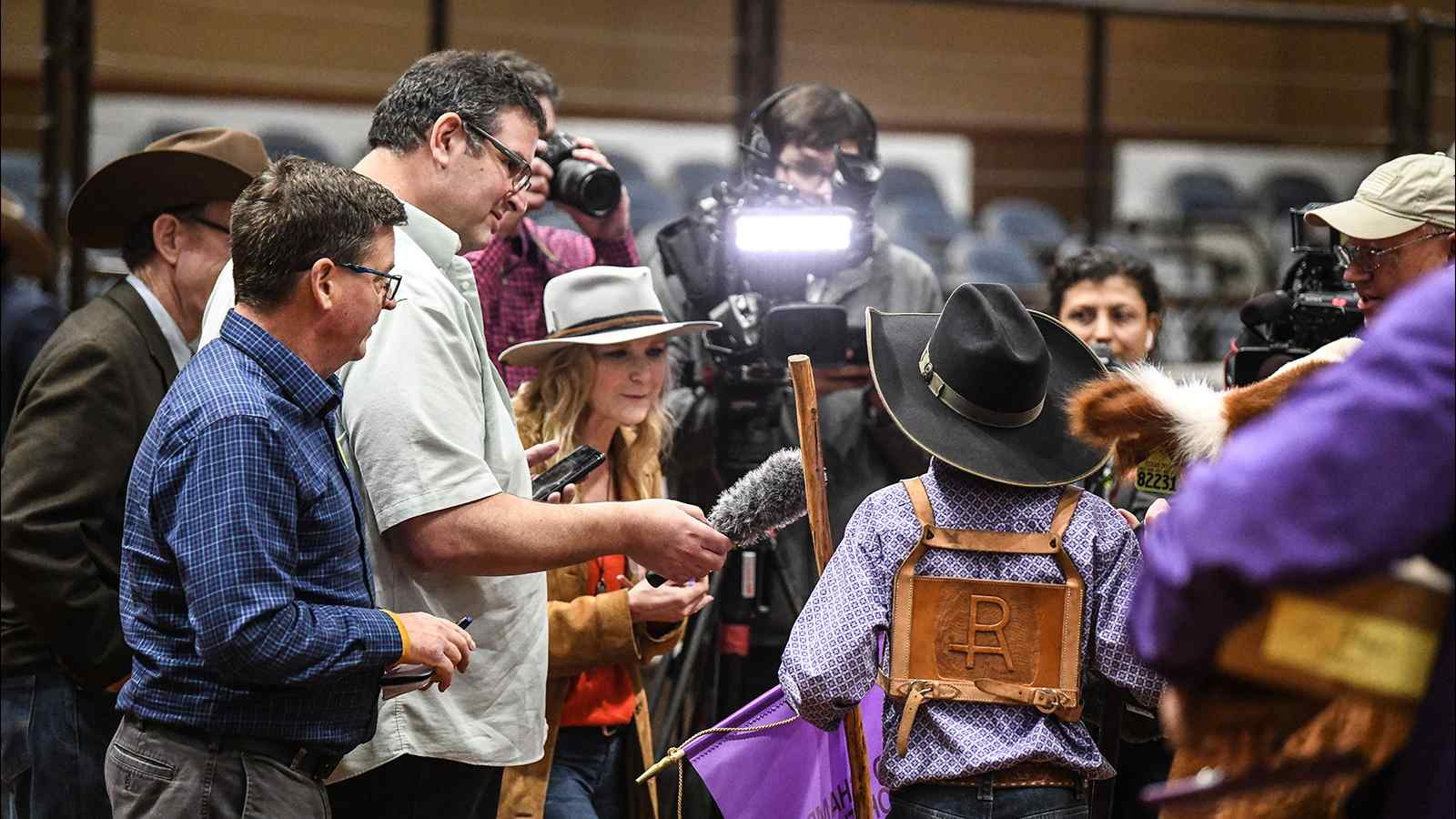 Fort Worth Steer Sells for $300,000