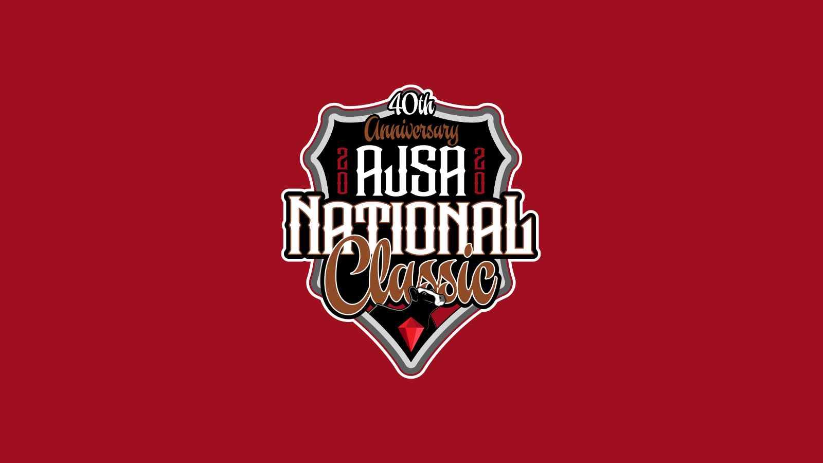 AJSA National Classic Logo Design