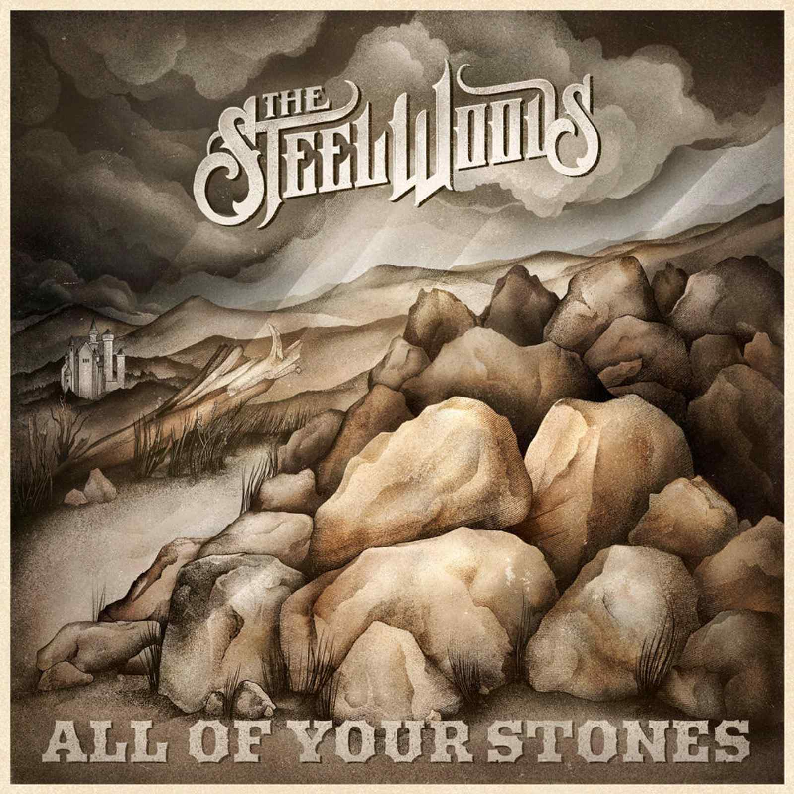 The Steel Woods to Release Third Album Following Death of Guitarist Jason Cope, Share 'All of Your Stones'