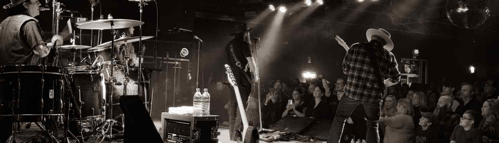 Live Review: The Steel Woods in Greensboro, 03/01/2019