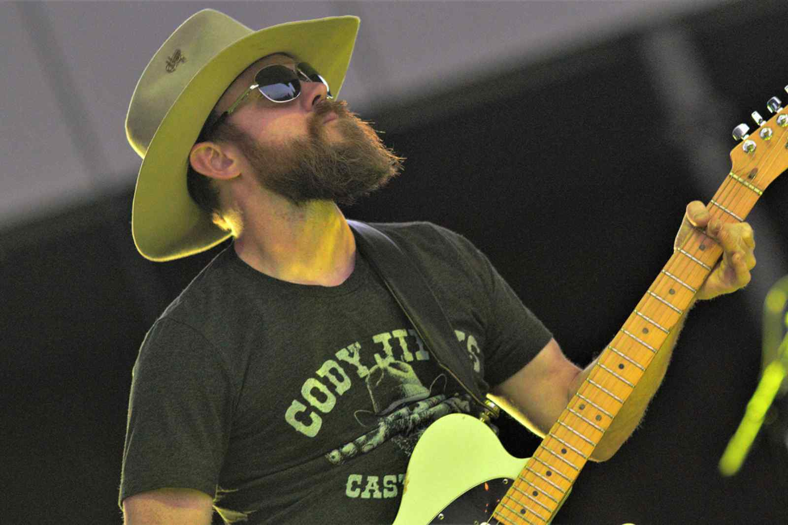 The Metalhead Who Played Country Guitar