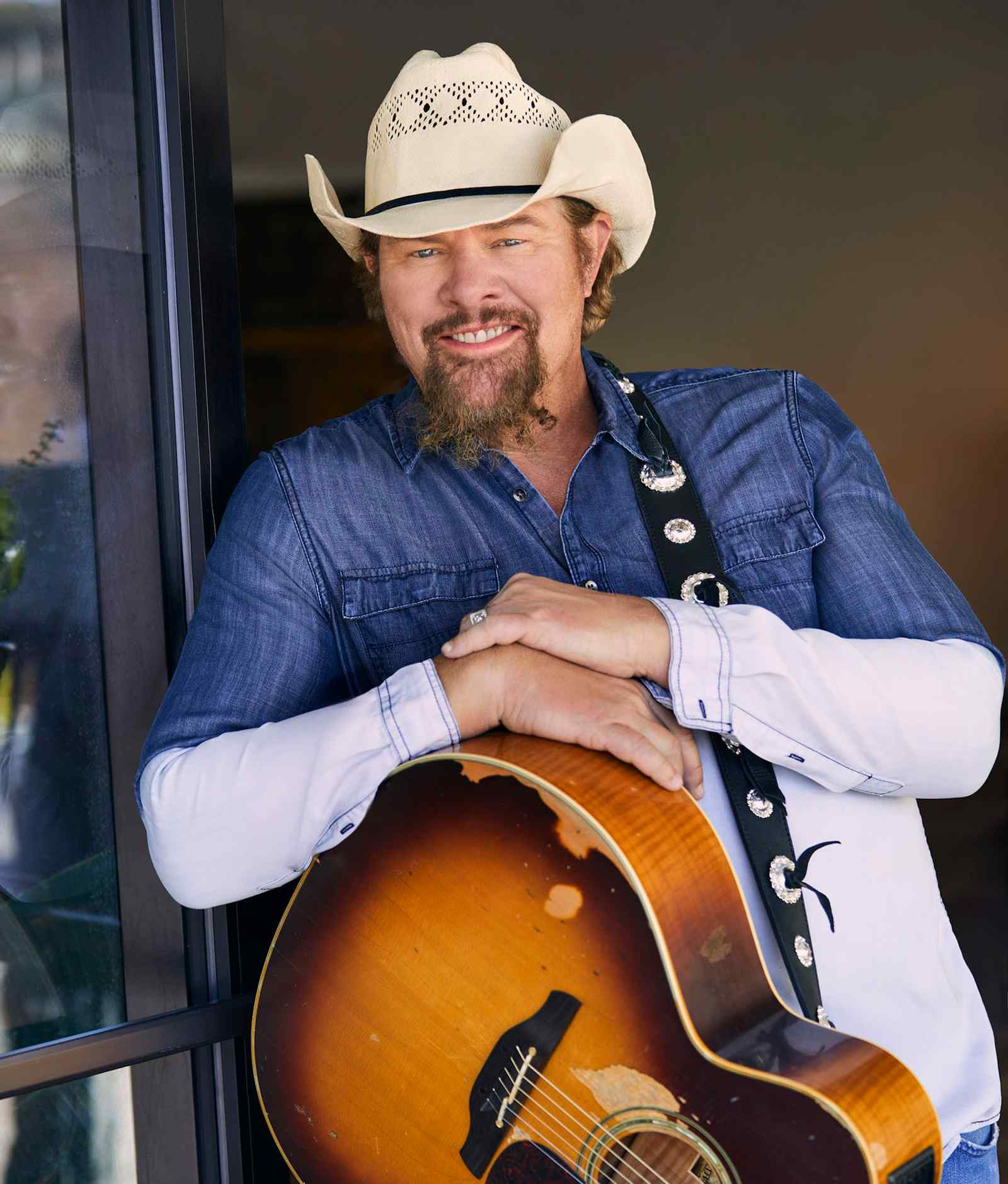"""Toby Keith Brings """"Old School"""" Straight Onto The Charts New Single No. 1 Most Added At Mediabase and Billboard"""