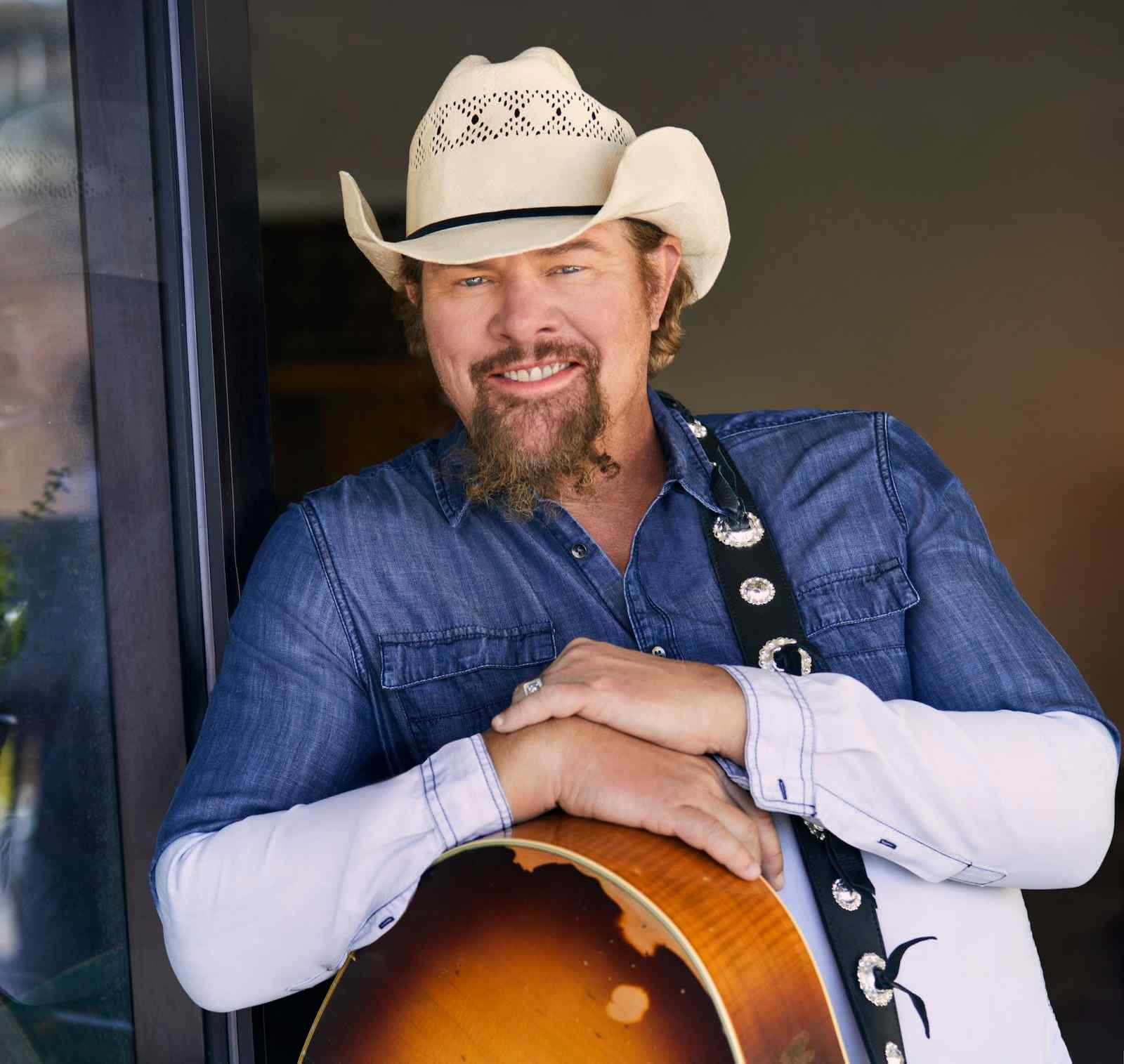 Toby Keith's New Album Peso In My Pocket Releasing Tomorrow, October 15