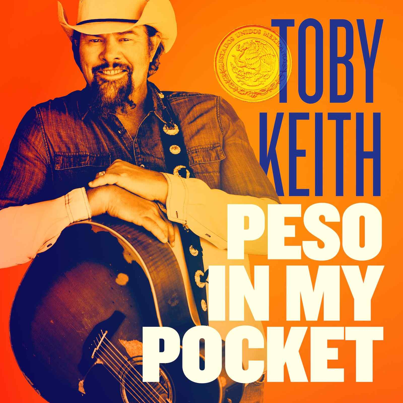 Toby Keith's Peso In My Pocket Available for Pre-Order Now Album Out Oct. 15