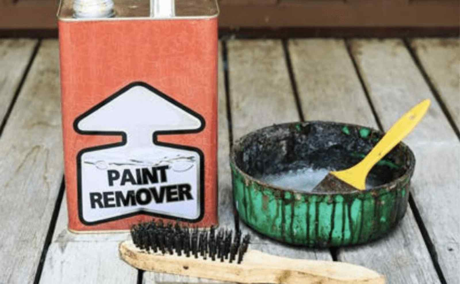 SALE OF PAINT REMOVAL PRODUCTS BANNED BY THE FDA