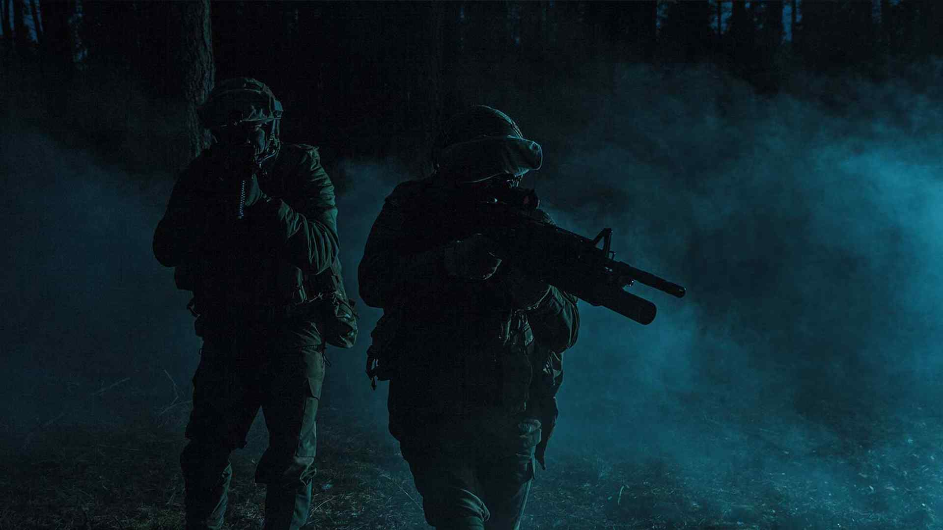 Photo of tactical swap team