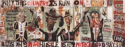The War Hustle