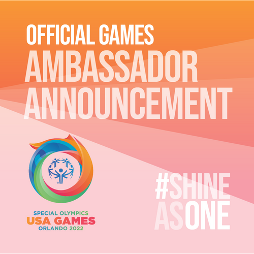 2022 Special Olympics USA Games Ambassadors Include Academy-Award-Winning Celebrities and Hall-of-Fame Athletes