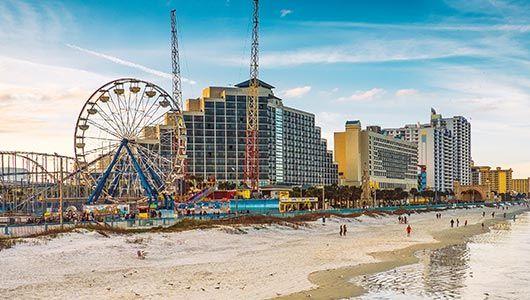 Photo Of Daytona Beach Florida Ferris Wheel And Sandy Visit Our Laude Margaritaville