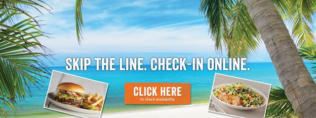 Skip the line. Check-in Online.