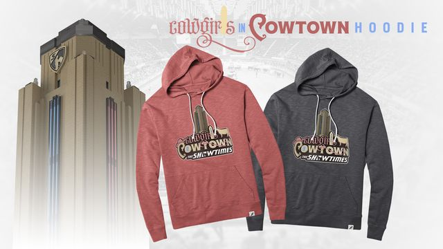 Cowgirls in Cowtown Hoodies New