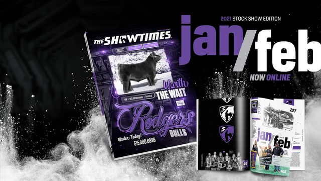 Jan/Feb 2021 Stock Show Edition