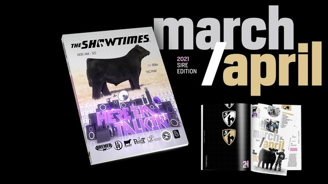 March/April 2021 Sire Edition