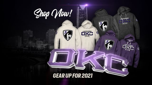 OKC Hoodies New