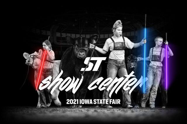 Show Center 2021 Iowa State Fair