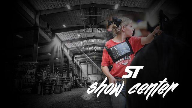 Show Center 2021 Simmental Junior National