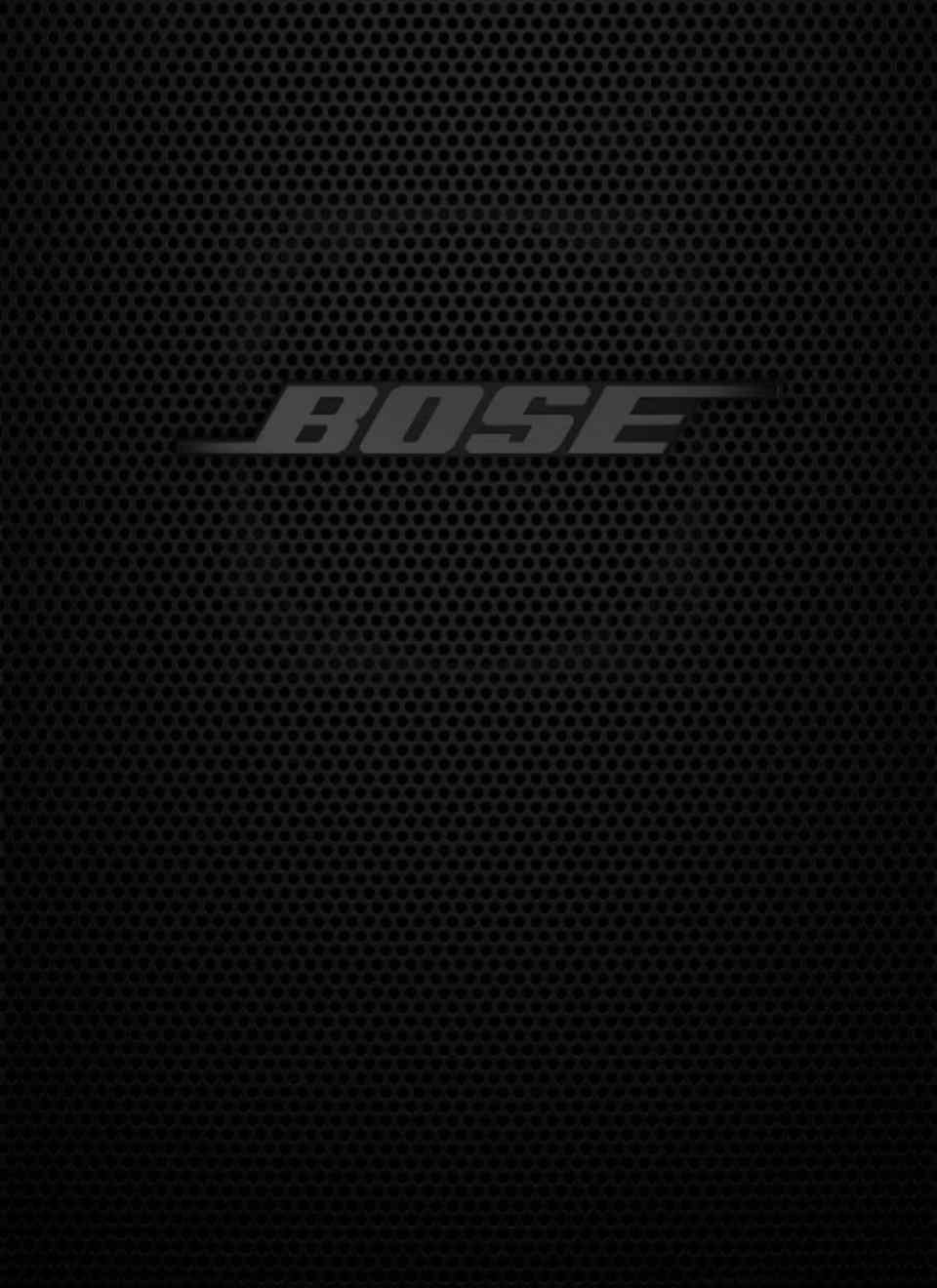 Bose Presents